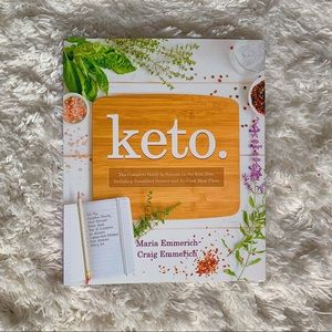 Keto. by Maria and Craig Emmerich